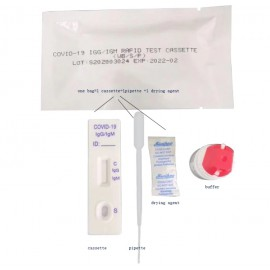 COVID-19 rapid önellenörző gyorsteszt