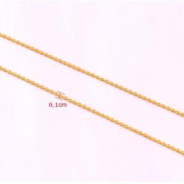 Díszítő lánc 25 cm