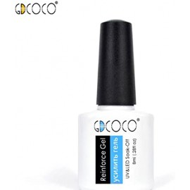 GDCOCO Kopásálló Top coat 8 ml