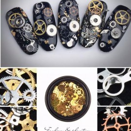 Beépíthető fém fogaskerekek