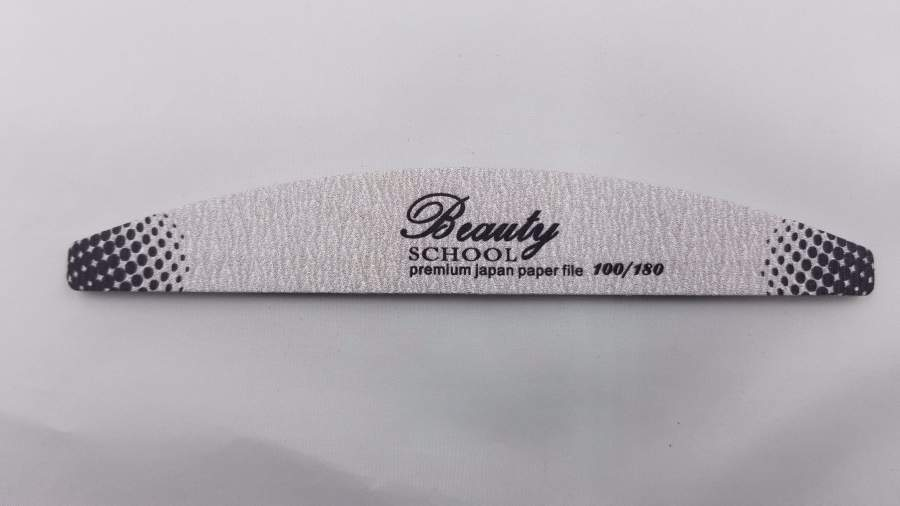 Beauty School Japán Papíros Prémium Zebra Reszelő