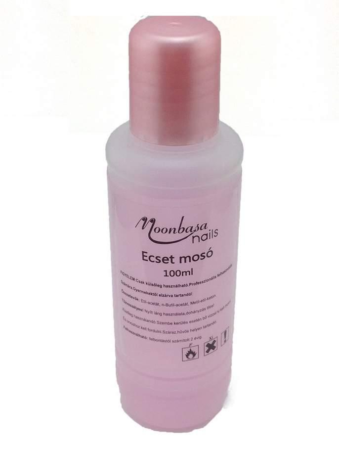 Moonbasa Ecsetmosó 100ml