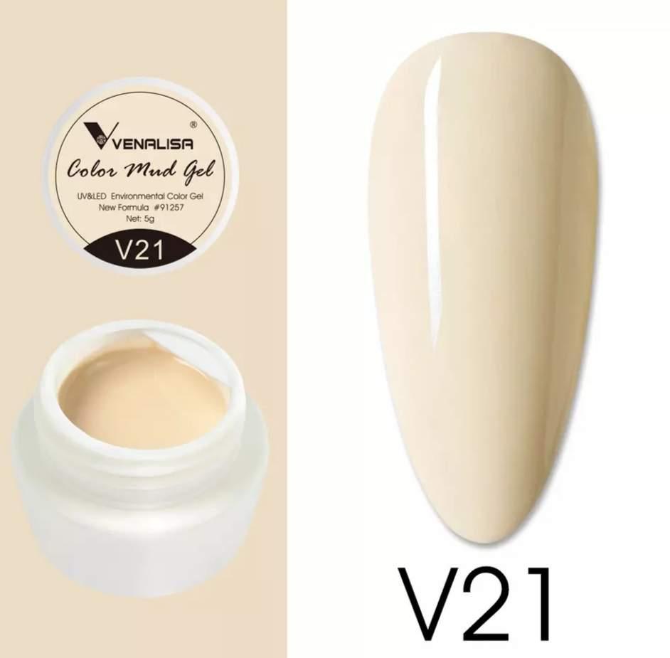 Venalisa Mud gél V21