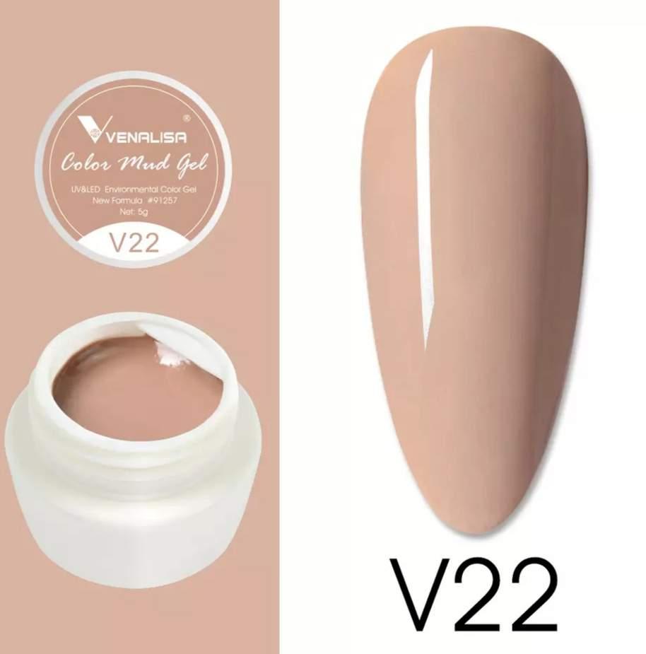 Venalisa Mud gél V22