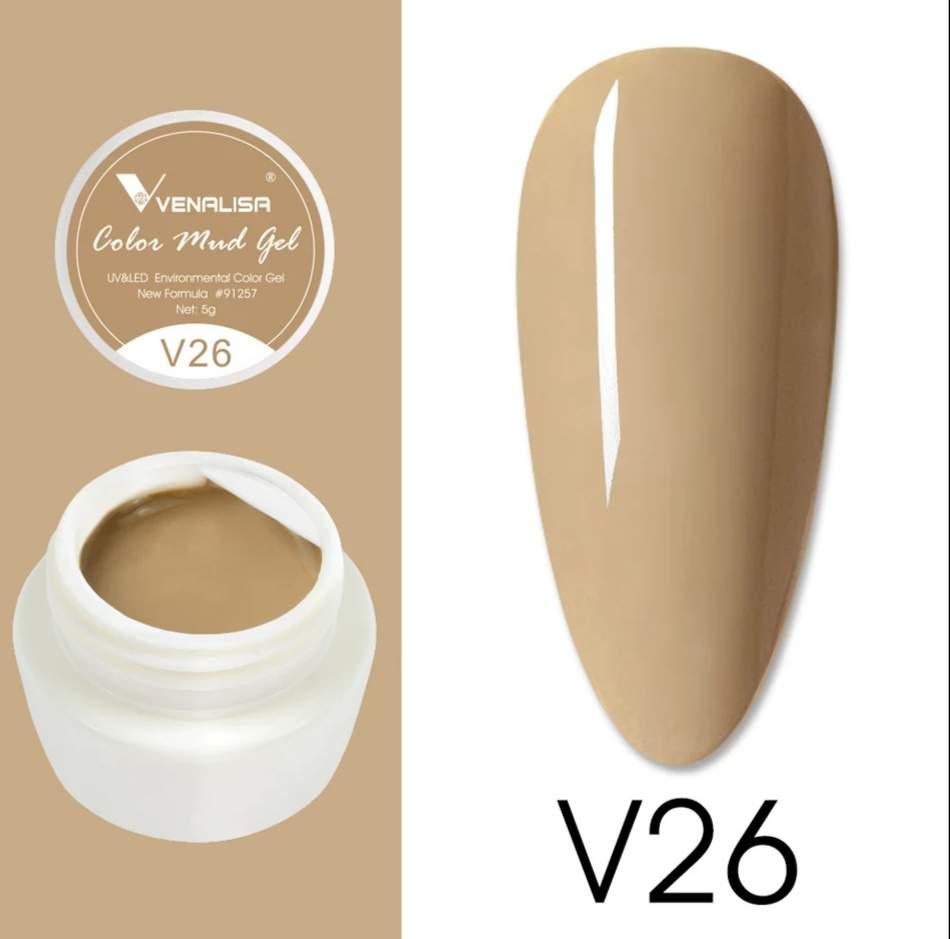 Venalisa Mud gél V26