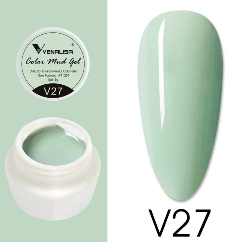 Venalisa Mud gél V27