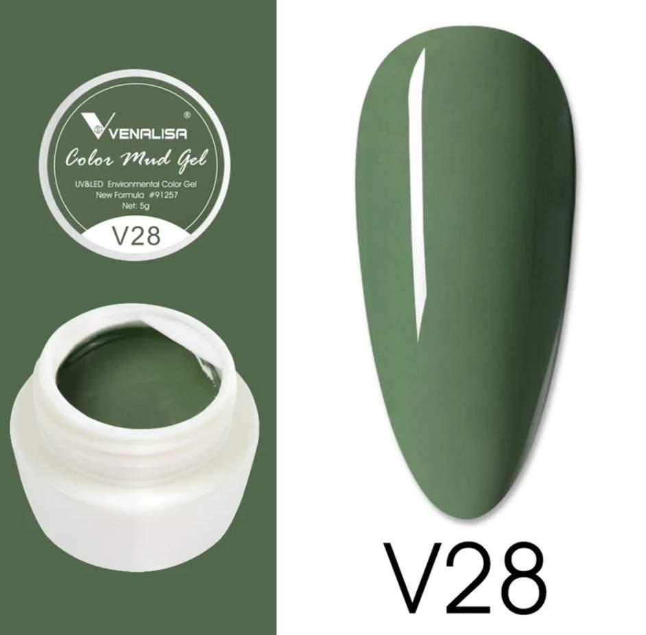 Venalisa Mud gél V28