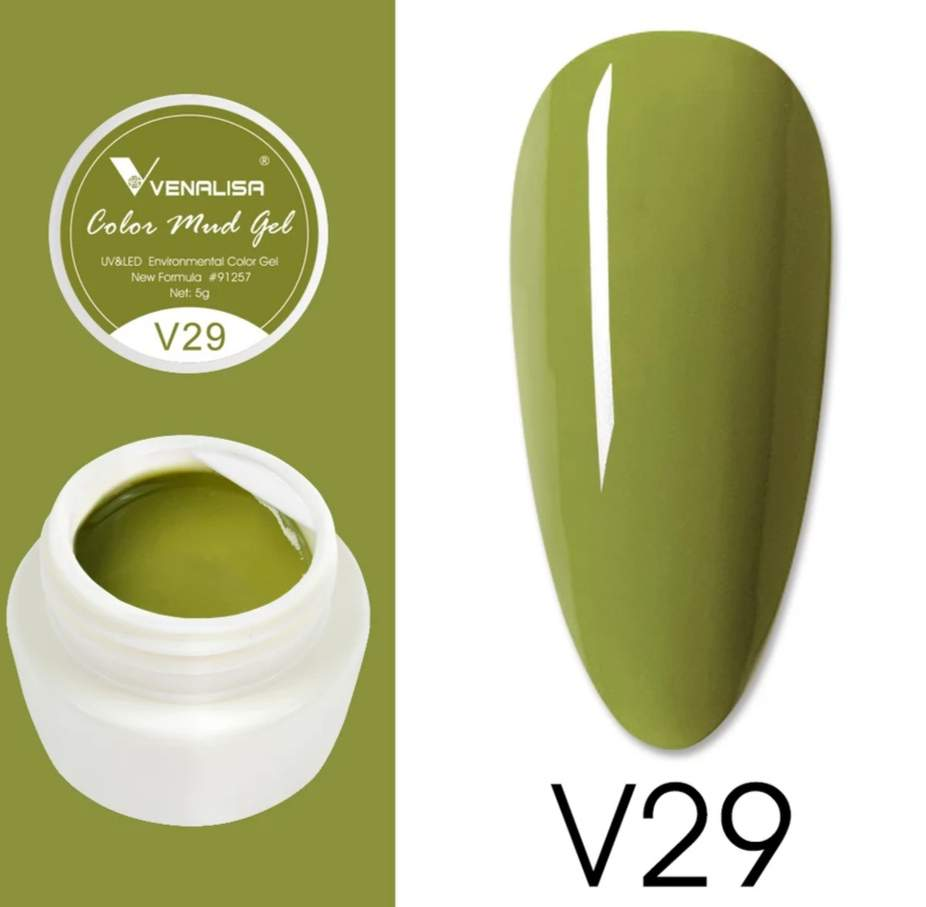 Venalisa Mud gél V29