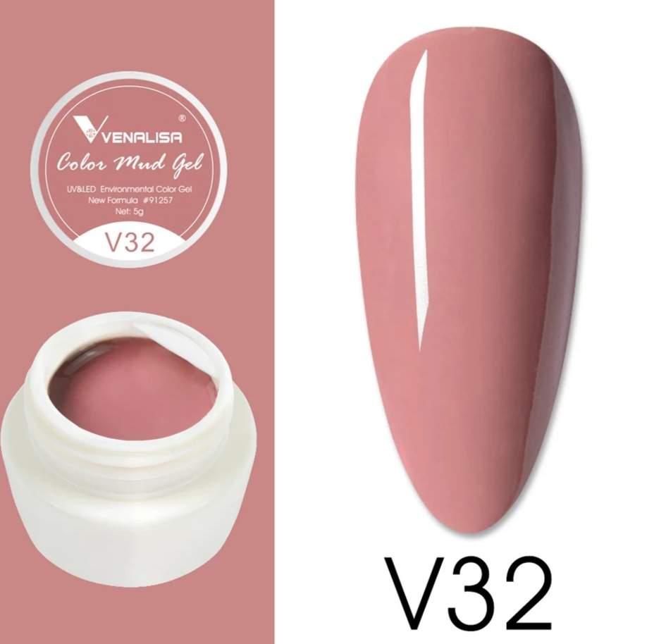 Venalisa Mud gél V32