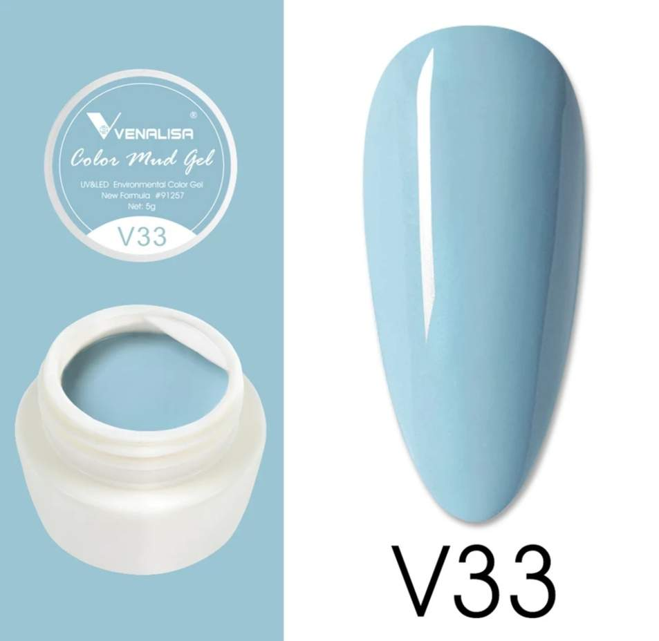 Venalisa Mud gél V33
