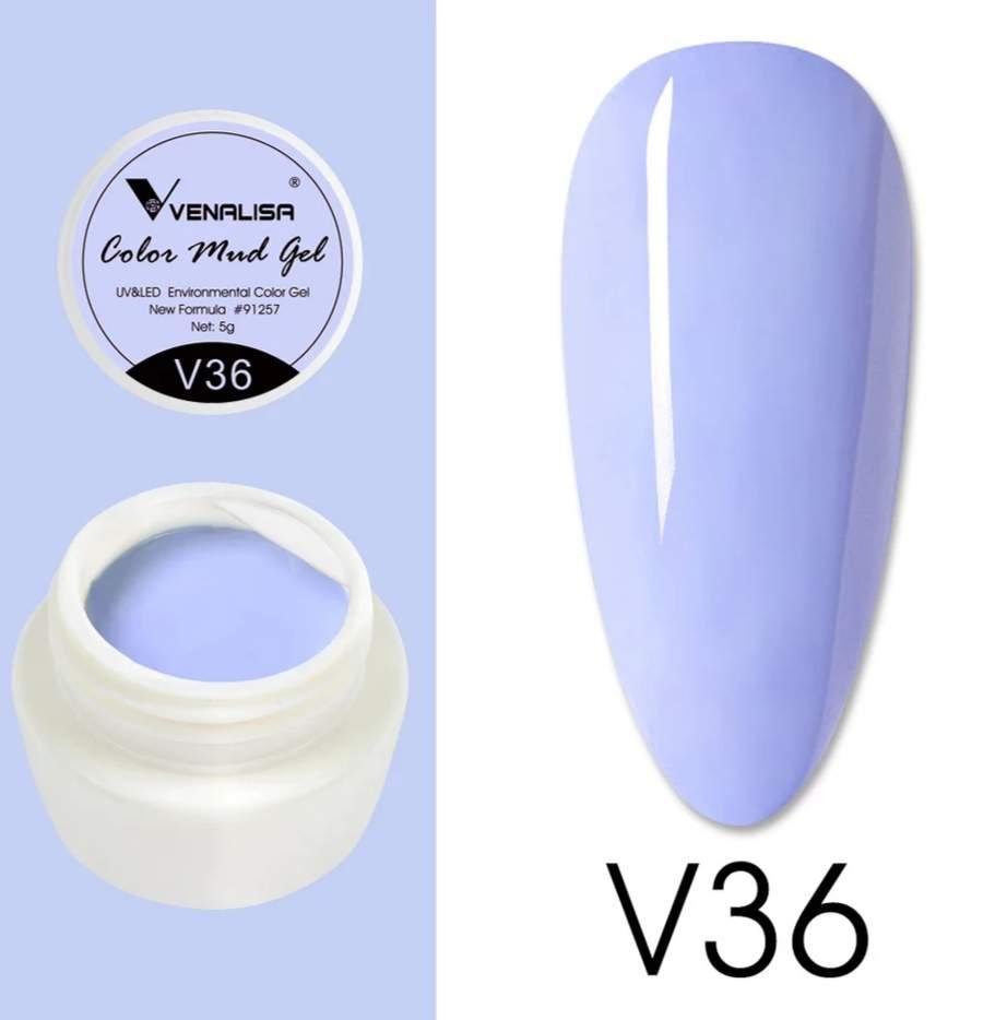 Venalisa Mud gél V36