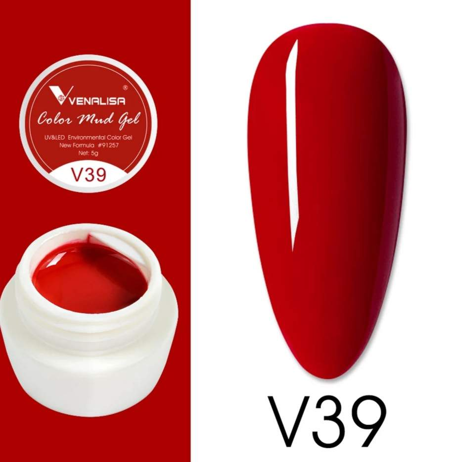 Venalisa Mud gél V39