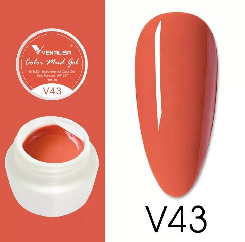 Venalisa Mud gél V43