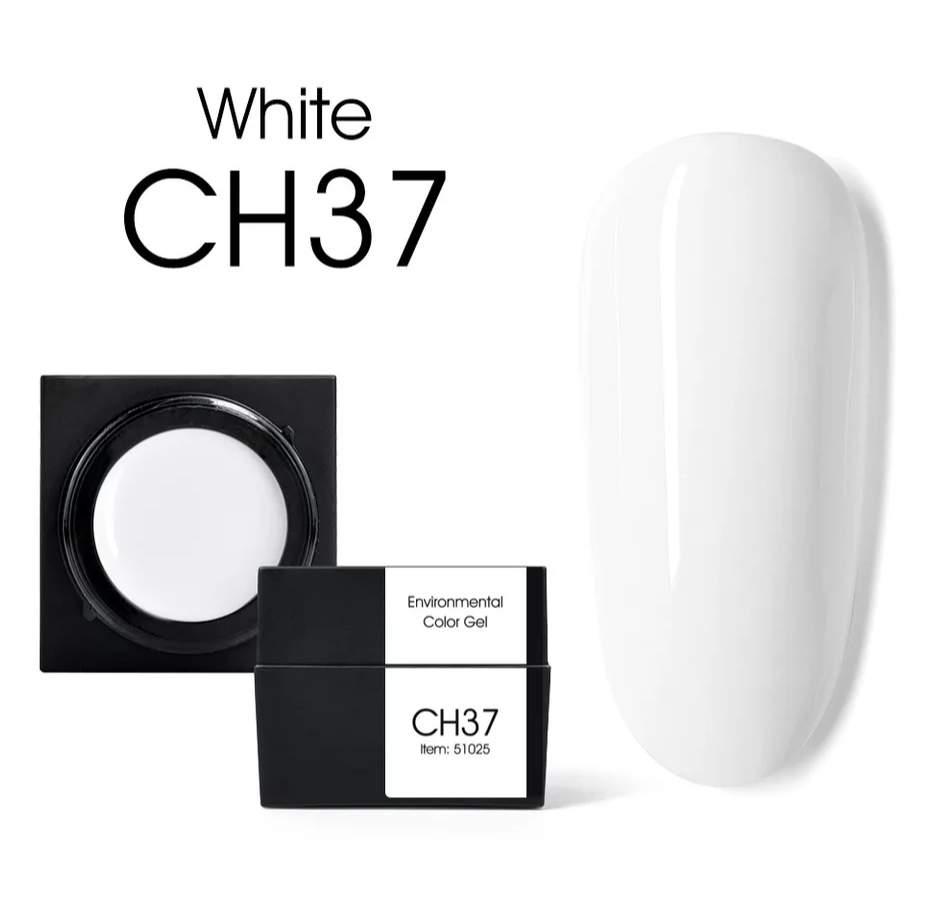 CANNI MUD gél CH37 Fehér