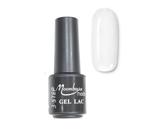 Moonbasa géllakk 001 4ml Fehér
