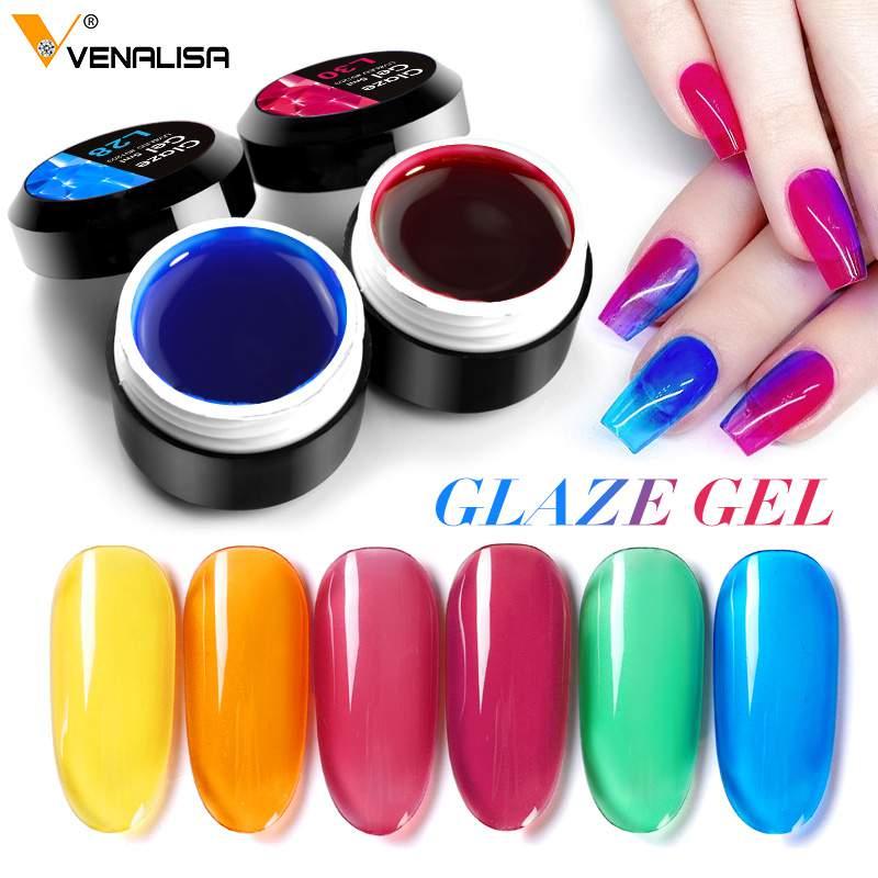 Venalisa Üveghatású zselé 5 ml Glaze gel