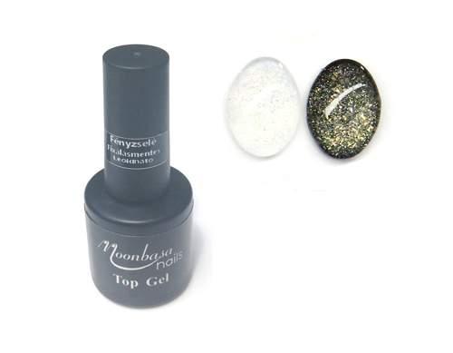MOONBASA Glitter Top gél 6ml #16